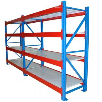 China factory hot selling stocking space welded hanging wire mesh steel warehouse storage pallet rack dividers