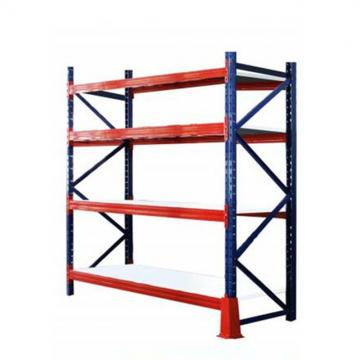 Heavybao Highest Level Knocked-down Stainless Steel 4 Tier Food Service Kitchen Trolley Rolling Cart