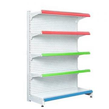 High quality metal store supermarket rack shelf gondola shelving for sale