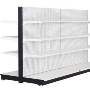 Top Quality Pop Up Metal Grocery Store Shelving Supermarket Shelf HS-HJ04