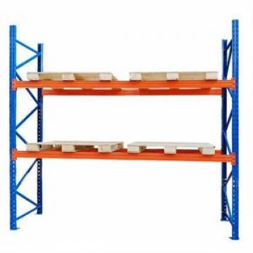 Guangzhou High Capacity Cold Rolled Steel Warehouse Storage Rack Drive in Pallet Racks