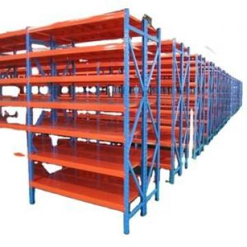 Heavy Duty solid sturdy warehouse factory storage iron rolling shelving pallet racks