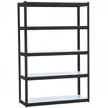 Metal home organizer shelf unit 4 tier bookshelf living room bedroom decor storage rack