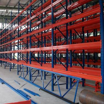 Stockroom Rack Warehouse Parts Storage Adjustable Metal Shelving Units Systems