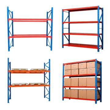 Large storage rack heavy duty shelving selective pallet rack warehouse customized rack