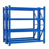 2.Warehouse storage Industrial used Heavy duty Steel powder coated storage metal selective pallet rack for US