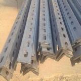 Ms Perforated L Shape Steel Bar BS En S355jr S355j0 Galvanized Slotted Steel Anglel Bar